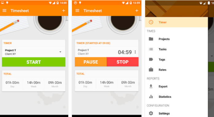 timesheet app for android related keywords suggestions timesheet