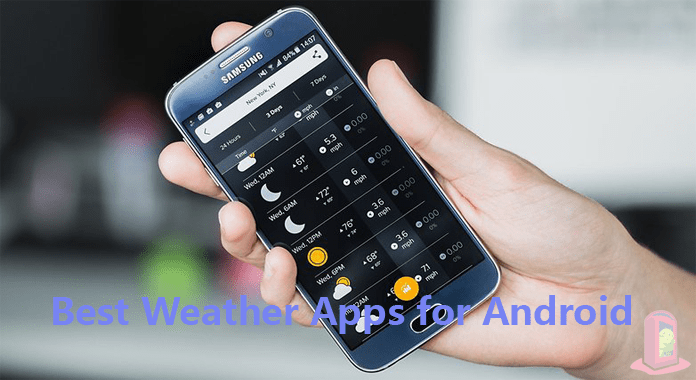 14 Best Weather Apps for Android – 2016