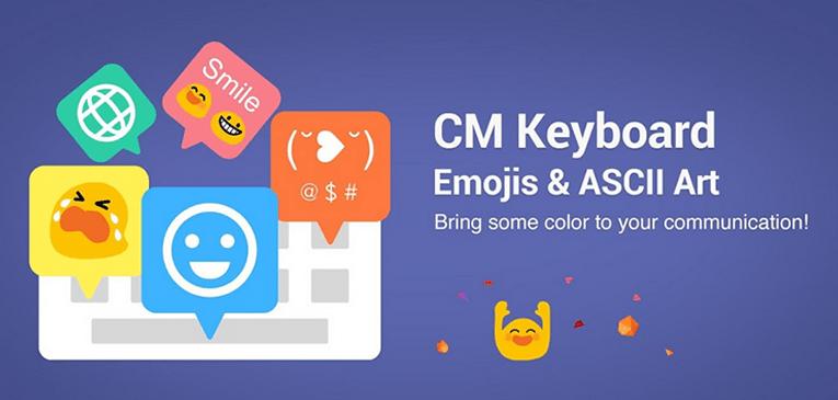 Best Keyboards for Android CM Keyboard - Emoji, ASCII Art