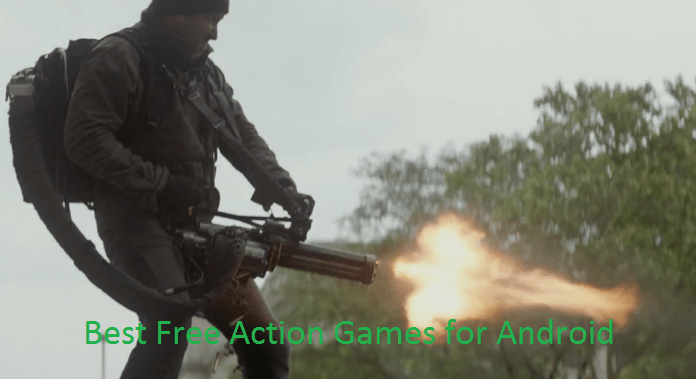 Best Action Games for Android Free