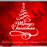 Top 10 Best Christmas Countdown Live Wallpapers for Android – 2016