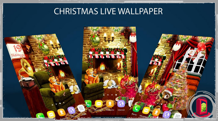 Top 10 Best Christmas Live Wallpapers for Android