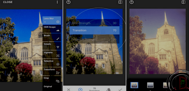 Best Photo Editing Apps for Android Device Snapseed