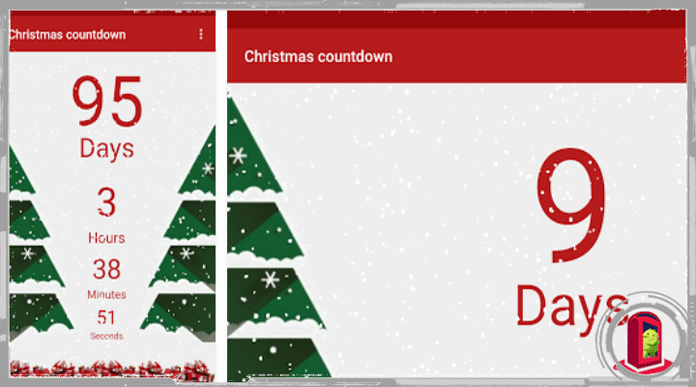 Top 10 Best Christmas Countdown Live Wallpapers for Android 2016