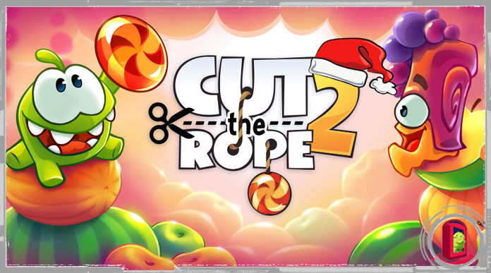 Best Free Puzzle Games for Android Cut The Rope 2