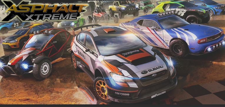 Best Free Racing Games for Android Asphalt Xtreme Offroad Racing