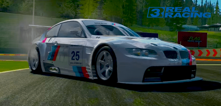 Best Free Racing Games for Android Real Racing 3