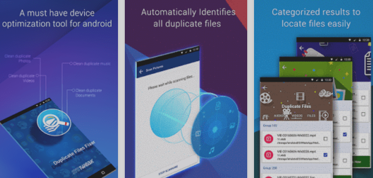 Top 10 Android Apps You Must have on Your Smartphone Duplicate files fixer