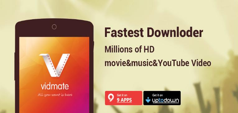 Best Video Downloader Apps for Android VidMate