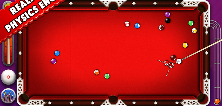 Pool Strike 8 Ball Pool Game Billiard for Android & IOS