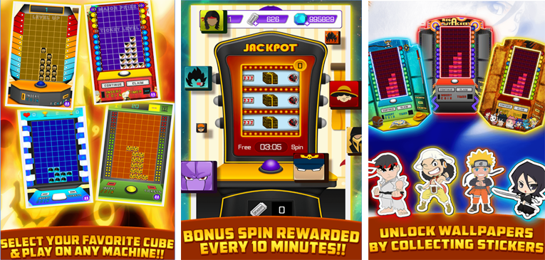 Mega Stacker - A Great Arcade Game for Android & IOS Devices