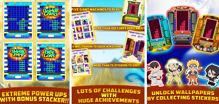 Mega Stacker - A Great Arcade Game for Android & IOS