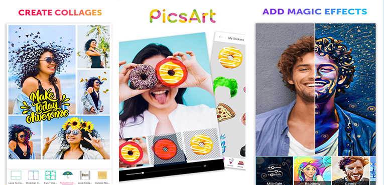 5 Must-Have Apps For Your New Android Phone PicsArt Photo Studio Collage Maker & Pic Editor