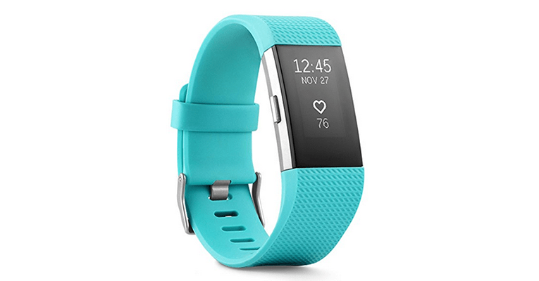 Best Smartphone Accessories Android and IOS Fitbit Charge 2 Heart Rate + Fitness Wristband