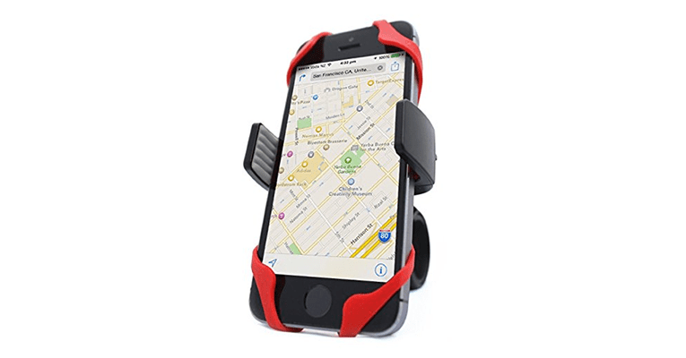 Best Smartphone Accessories Android and IOS - Vibrelli Universal Bike Phone Mount