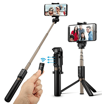 BlitzWolf Bluetooth Selfie Stick