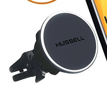 Hussel Magnetic Phone Holder For Car Air Vent