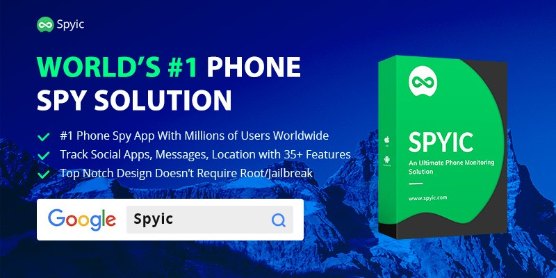 Spyic – The Ultimate Phone Surveillance App Available
