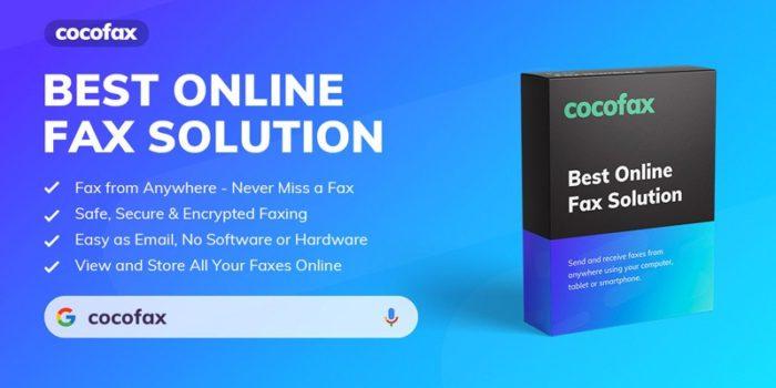 CocoFax Online Fax