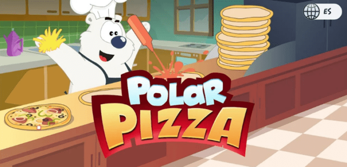 Polar Pizza - Pizza cooking game