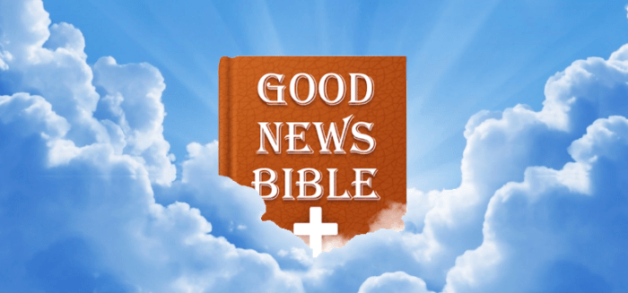 Good News Bible GNB – Holy Bible NIV