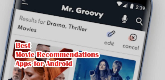 Best Movie Recommendation Apps for Android