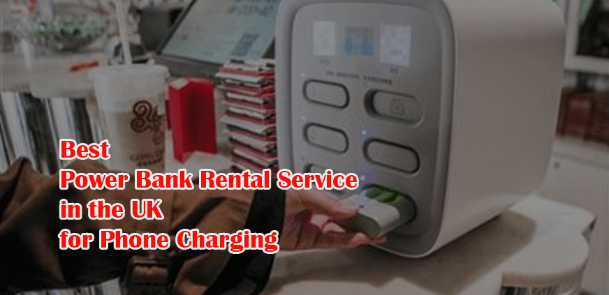 Best Power Bank Rental Services UK