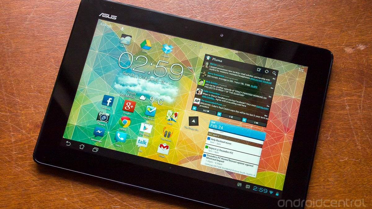 Asus Memo Pad Smart 10 Review  Android Central