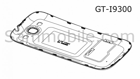 Galaxy S III service manual shows conflicting specs