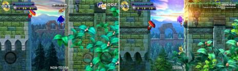 Sonic 4 Episode II - Tegra 3 S X S 1