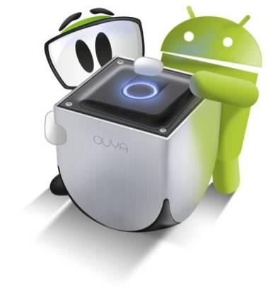 OUYA XBMC Android