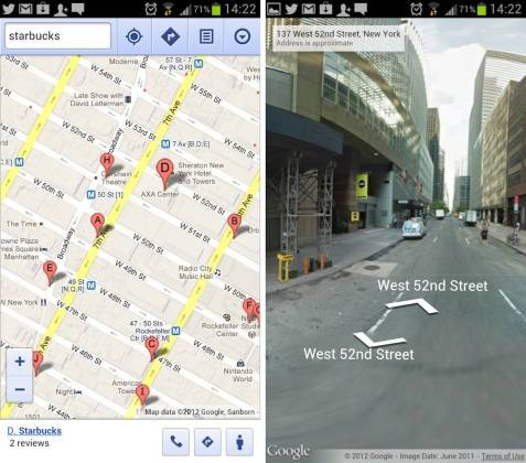 Google Rolls Street View Out To Mobile Browsers - Android ... on google maps street view, apple maps street view, online maps street view, nokia maps street view, windows live maps street view, bing maps street view, chrome maps street view,