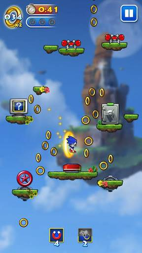 sega launches sonic jump