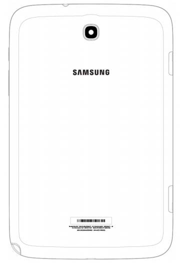Samsung Galaxy Note 8.0 FCC filing reveals AT&T LTE