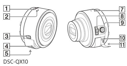 "Sony ""Lens G"" QX10 and QX100 user manual leak brings more"