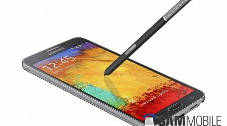 Samsung Galaxy Note 3 Neo press images leak