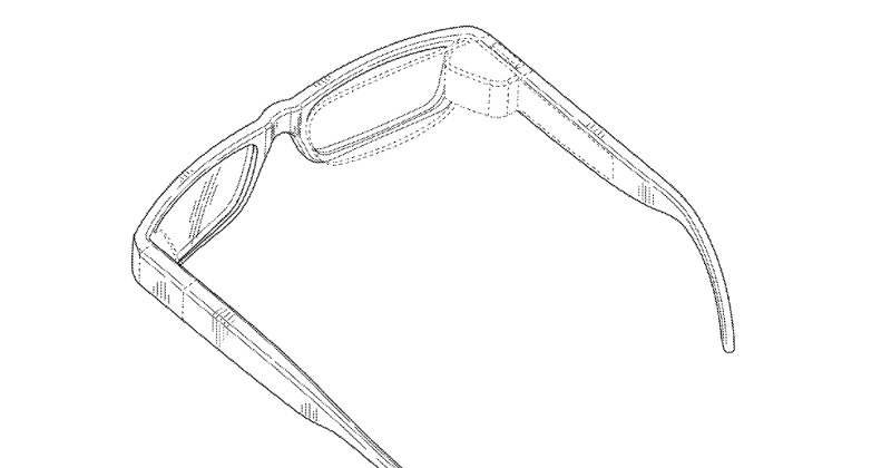 Google Glass firmware updated, new design patented