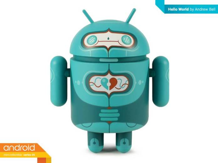 Android Helloworld Series 05