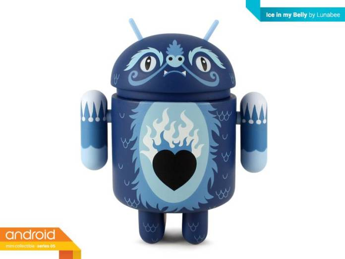 Android Ice Belly Lunabee