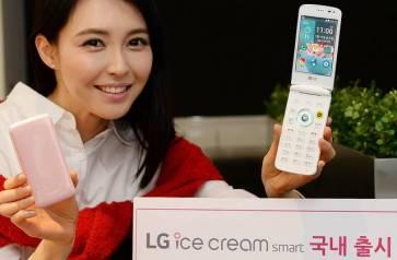 LG Ice Cream Smart e
