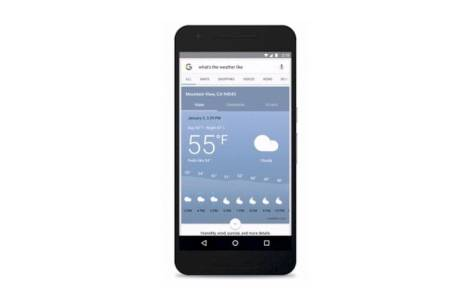 Android weather google search 3