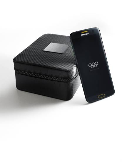 Samsung Galaxy S7 edge Olympic Games Limited Edition 4