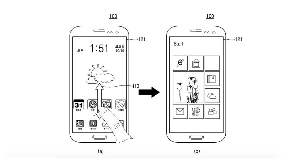 Samsung Galaxy S8 might be dual-boot, hints patent