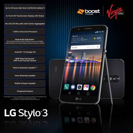 LG Stylo3