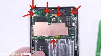 Nokia 6 Teardown 14