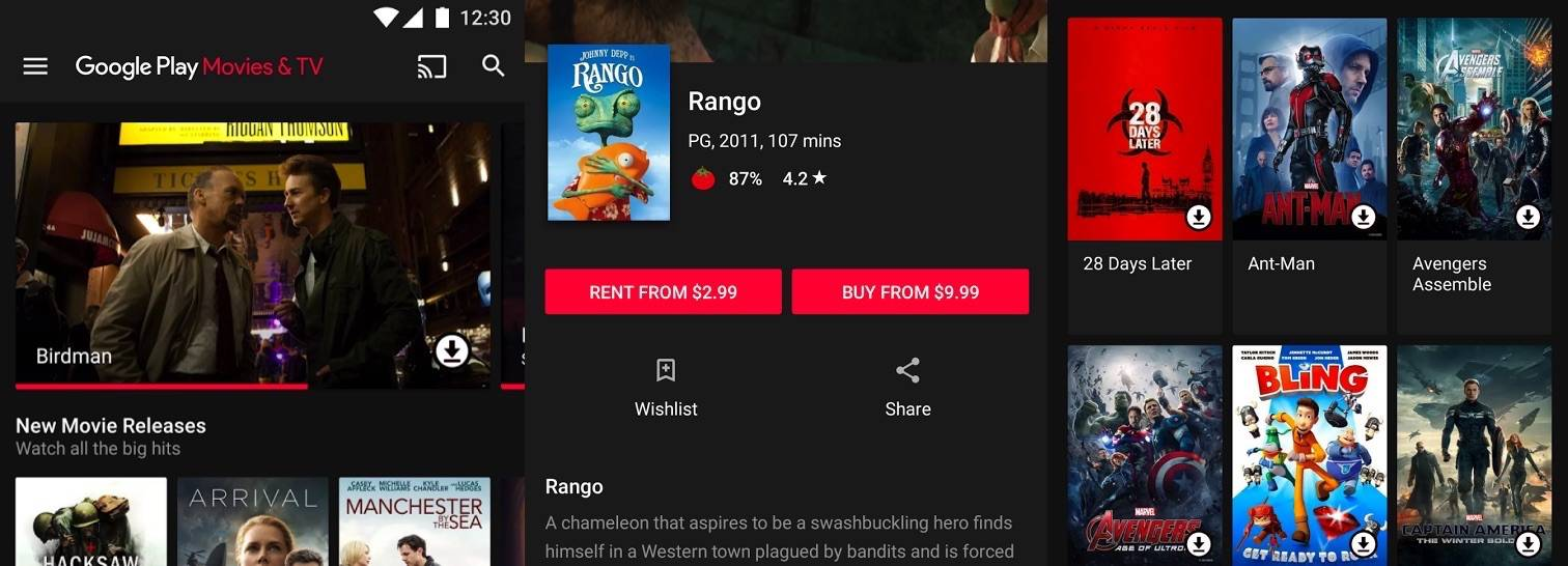 Google Play Movies & TV to receive Picture-in-Picture mode in Android O - Android Community