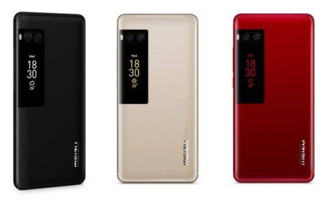 Meizu Pro 7 Meizu Pro 7 Plus Flagship Launched With Rear