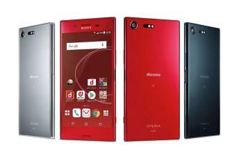 Sony Xperia XZ Premium Red 2