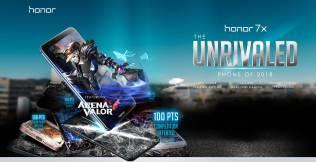 Huawei Honor 7X 2