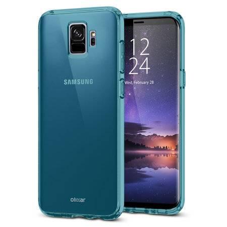 Samsung Galaxy S9 Case Blue